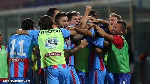 Catania-Akragas 2-0 :le dichiarazioni dei protagonisti$