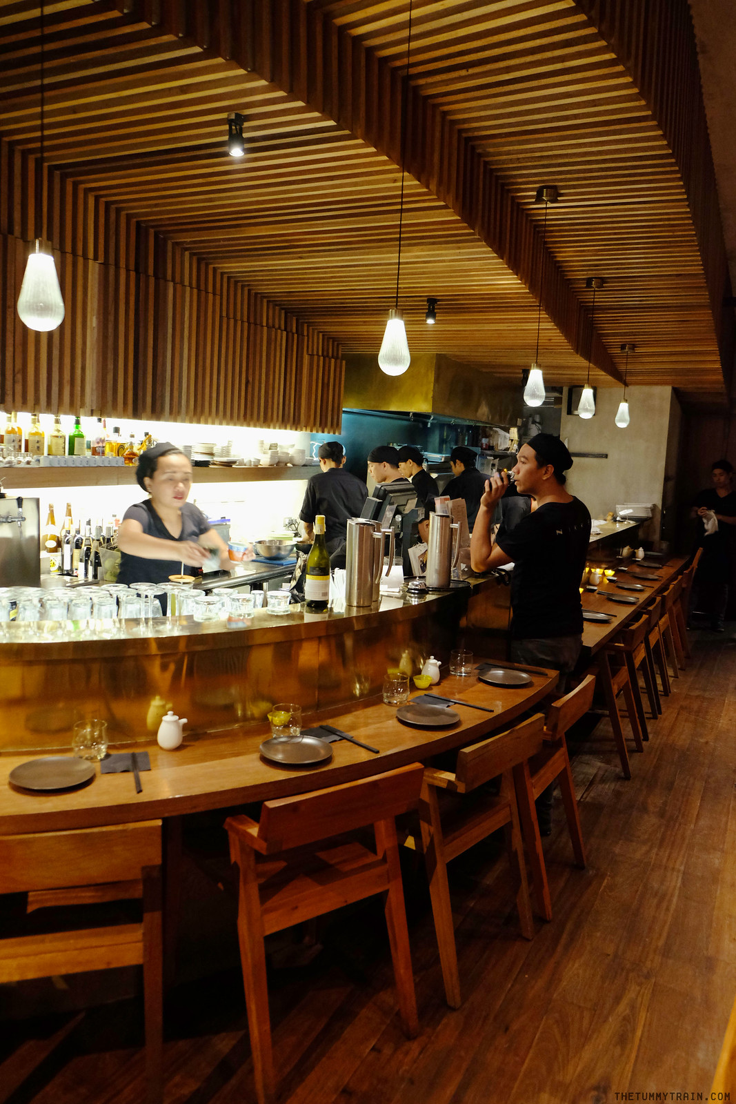 29001583090 123a276b19 h - Japanese meets Peruvian cuisine at trendy Nikkei in Legazpi Village