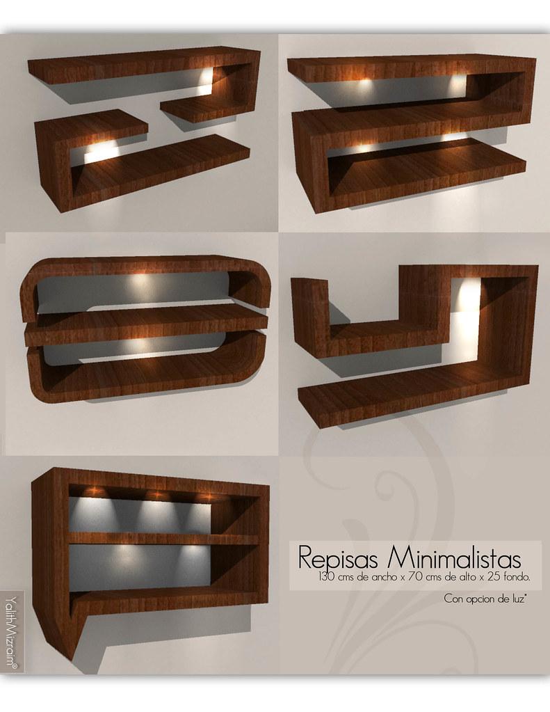 Repisas dise o de repisas para cliente yalith Disenos repisas madera