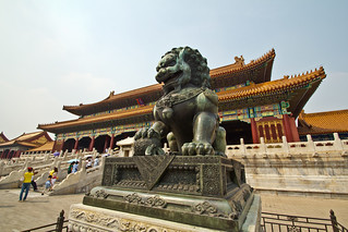 Forbidden City, Beijing | by capelle79