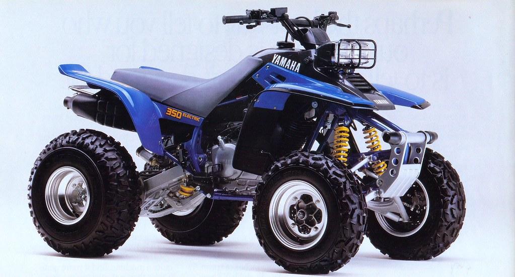 Yamaha Warrior