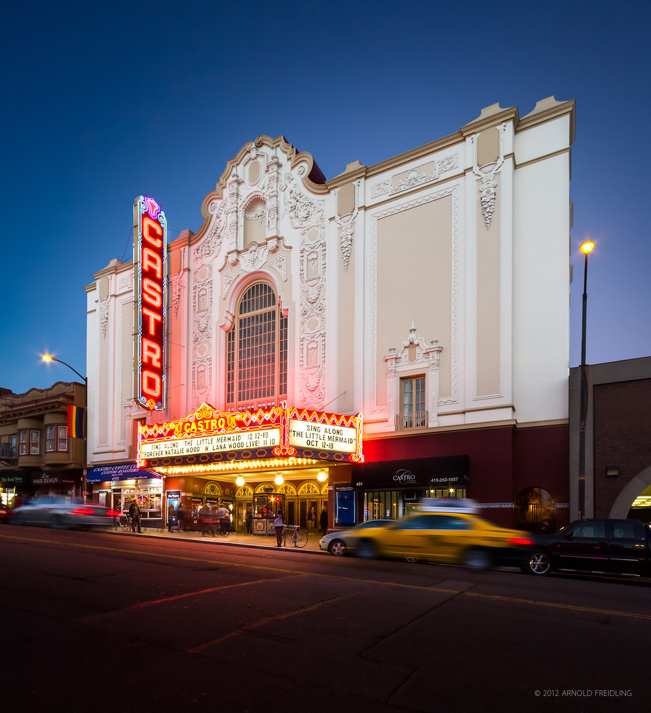 castro theater | castro theater in san francisco every day f… | flickr