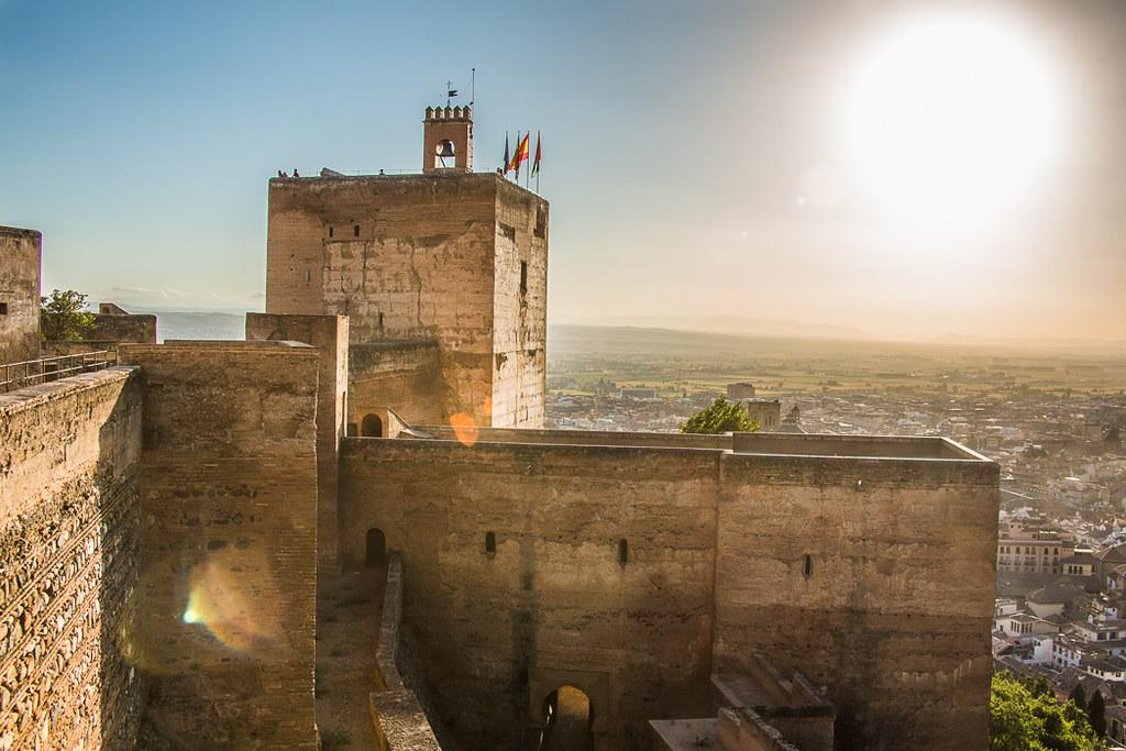 Atardecer Torre de la Vela