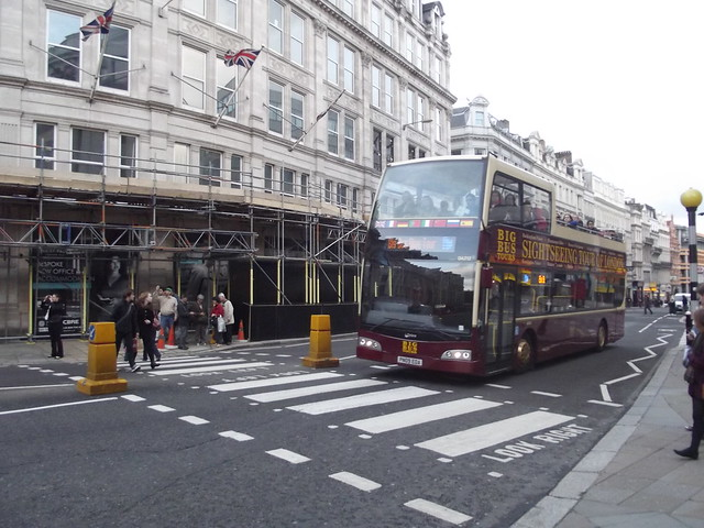 London Sightseeing Group Tours