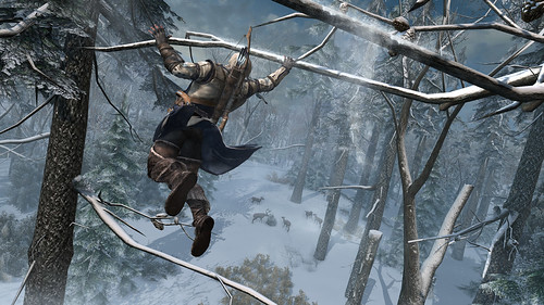 Assassin's Creed III: Frontier | by PlayStation.Blog