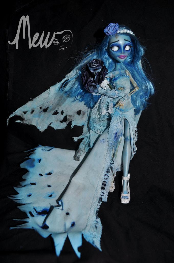 Monster High Ebay >> Monster High Emily Corpse Bride Version 2   is you really li…   Flickr