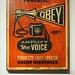 Obey Sound & Vision