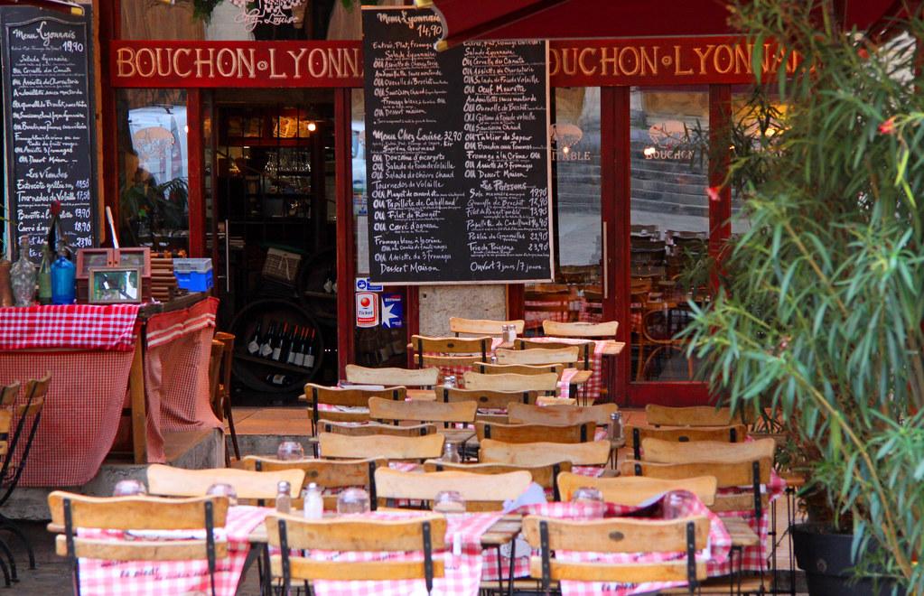 Restaurant Lyon Le Refuge