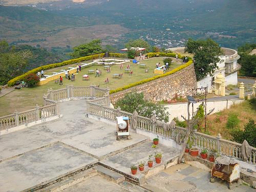 Sajjangarh Fort Udaipur - Rajasthan   by DevenderUdaipur Fort