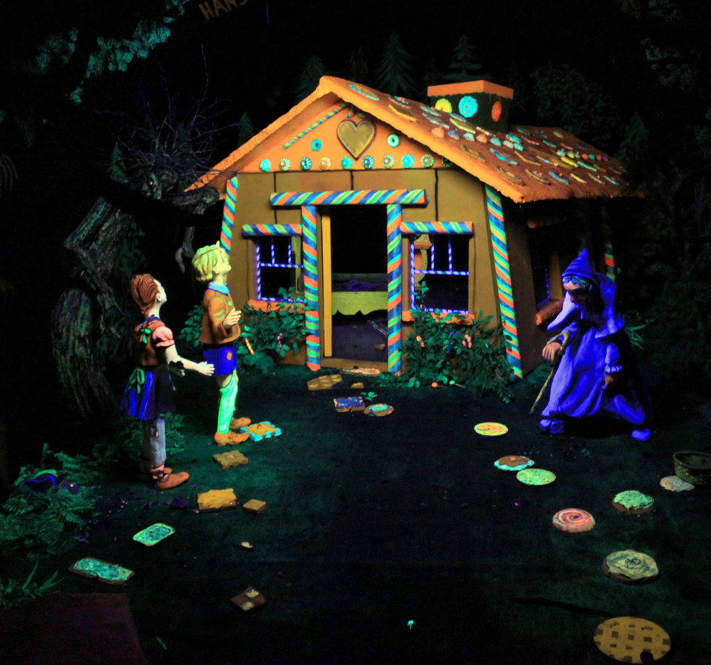 Rock City S Fairyland Caverns Hansel Amp Gretel After