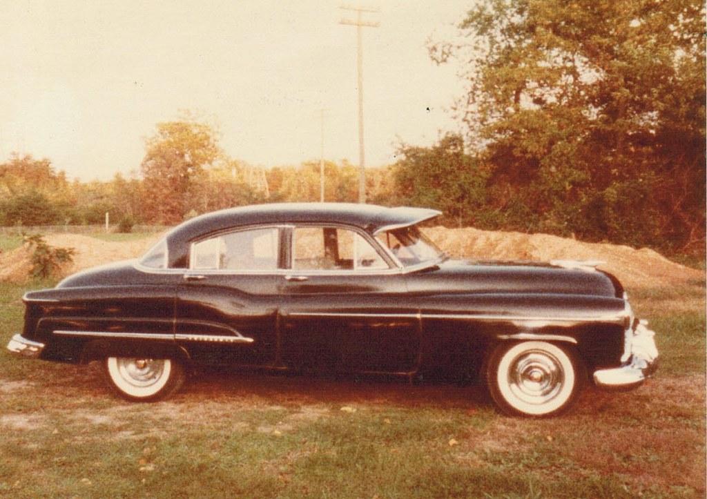 1950 oldsmobile 98 deluxe 4 door sedan bslook1213 flickr for 1950 oldsmobile 4 door