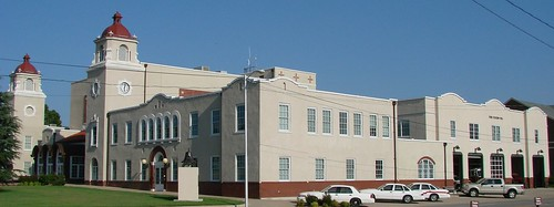 City Hall Ponca City Ok