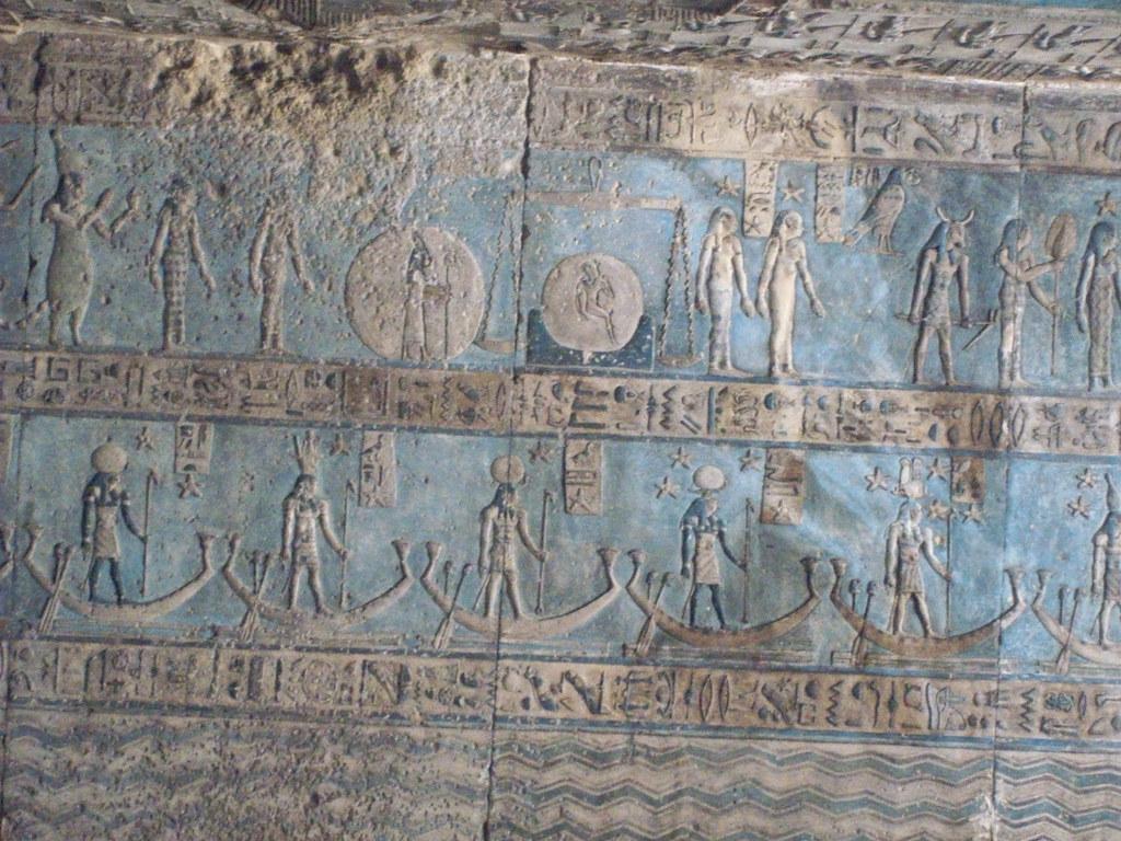 Hypostyle Hall of the Hathor Temple at Dendera (IX)   Flickr