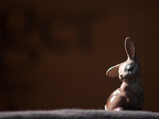 Tiny Things #87: Shy Bunny | by Chebutykin