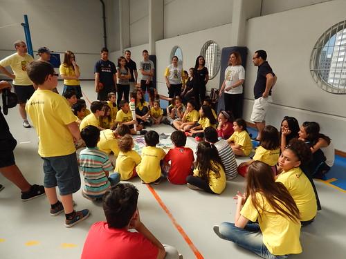 Olimpíadas Projeto Sombra e Água Fresca | Colégio Metodista