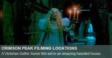 Crimson Peak Filming Locations