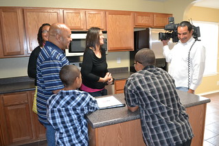 Wells Fargo Presents Army Staff Sgt. with Six Kids A Mortgage-Free Home | by op_homefront