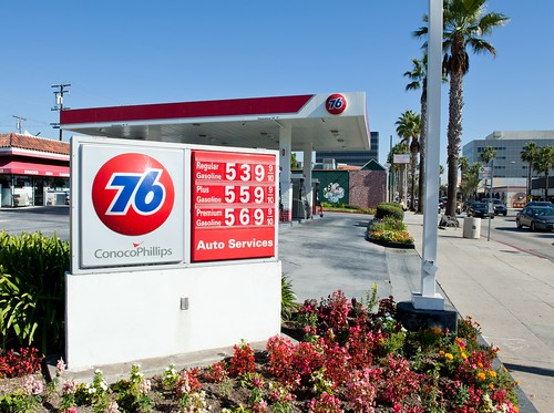 california gas prices | by Anthony Citrano