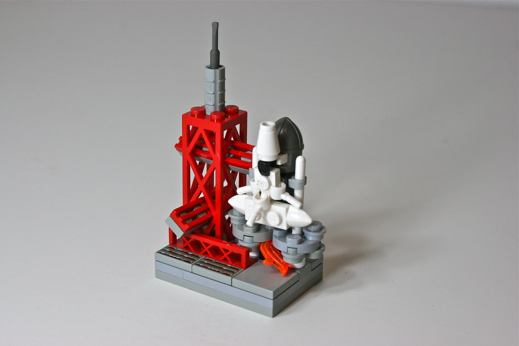 Micro Nasa Shuttle | So at this point most people at my ...