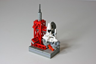 Micro Nasa Shuttle | by Siercon and Coral