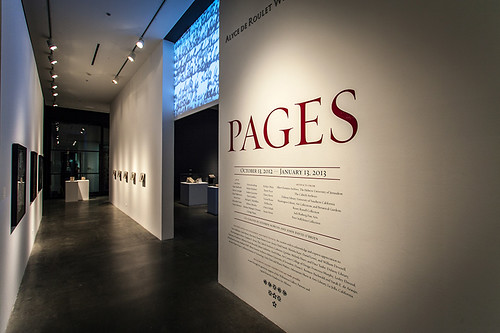 PAGES Opening Reception | by Art_Center