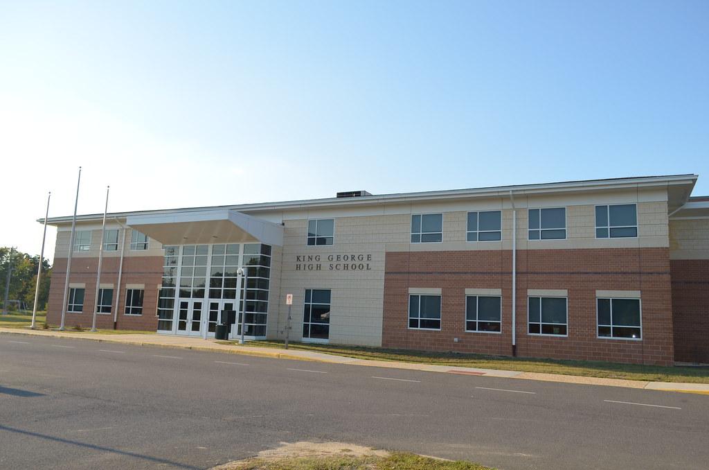 King George High School King George County Virginia Flickr