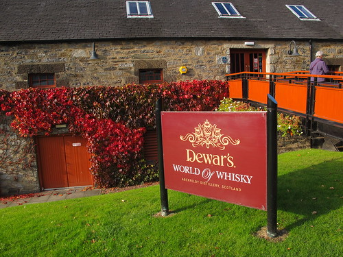 Dewers Distillery | by Kensington Tours