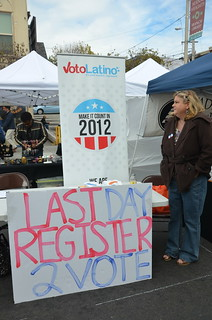 Today is last day to register to vote in CA (can still register online @CASOSvote #CAVote) | by Steve Rhodes
