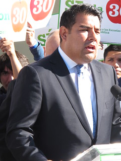 Ricardl Lara, Assembly Member Chair, Latino Caucus | by Neon Tommy