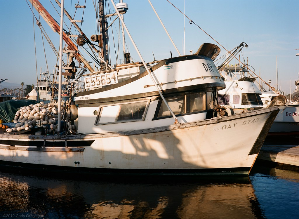 Commercial fishing boat day star ventura harbor gs645s for Ventura sport fishing