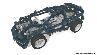 LEGO® Set 8880 - Technic Super Car | by The Creative Brick Co. UK