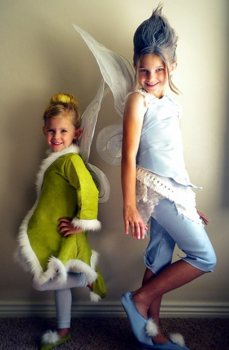 Tink and Periwinkle | by brown paper packages