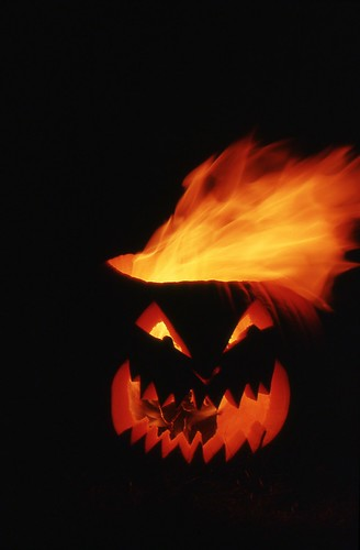 Day 284/365 - Hell Pumpkin | by Great Beyond