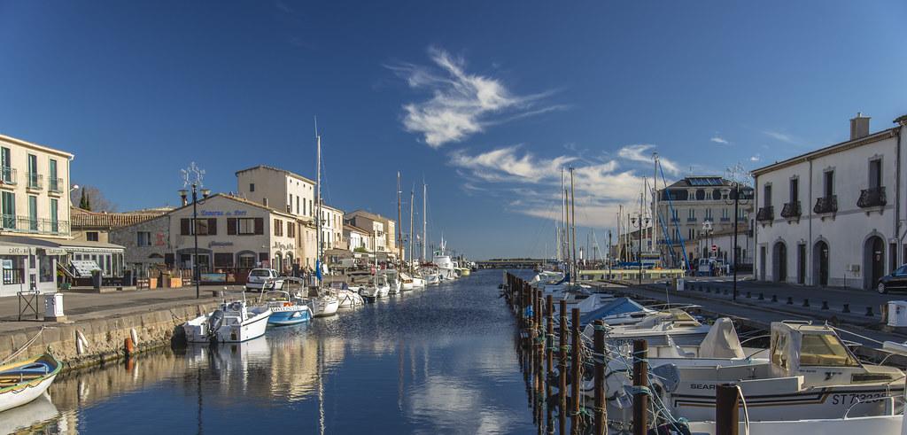 le port de Marseillan | A télécharger pour un fond d'écran ...