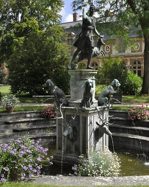 Le jardin de diane parc du ch teau de fontainebleau flickr for Le jardin zoologique de berlin