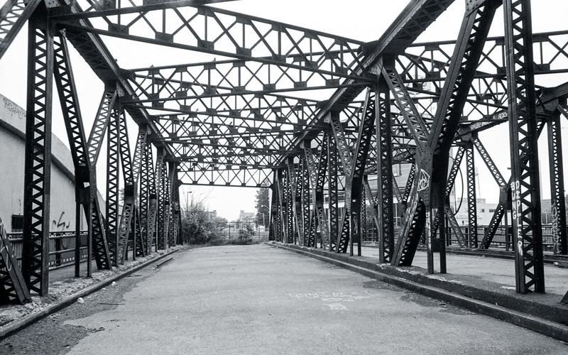 Old Eastern Avenue Bridge One