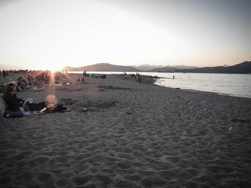 Spanish Banks Beach West