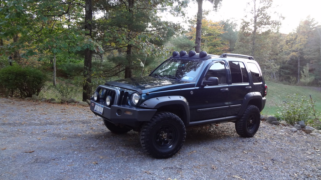 Jeep Renegade Lifted >> 2005 KJ Renegade 4 x 4 (Lifted)   2005 Jeep Liberty Renegade…   Flickr