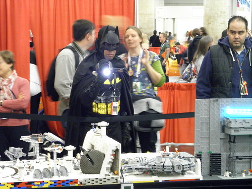 I LUG NY Cosplayer Batman | by fbtb