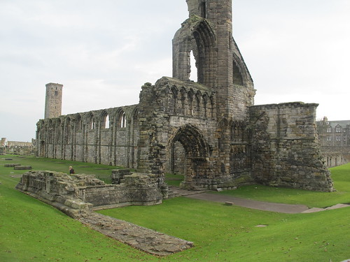 St Andrews Cathedral | by Kensington Tours