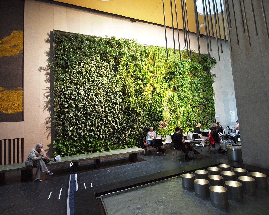 Pops231 Vertical Garden On Columbus 70 Lincoln Center Pl