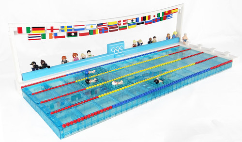 Swimming! | by Lego.Skrytsson
