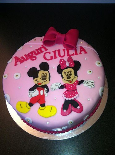 mickey minnie mouse torte torten hausgemacht flickr. Black Bedroom Furniture Sets. Home Design Ideas