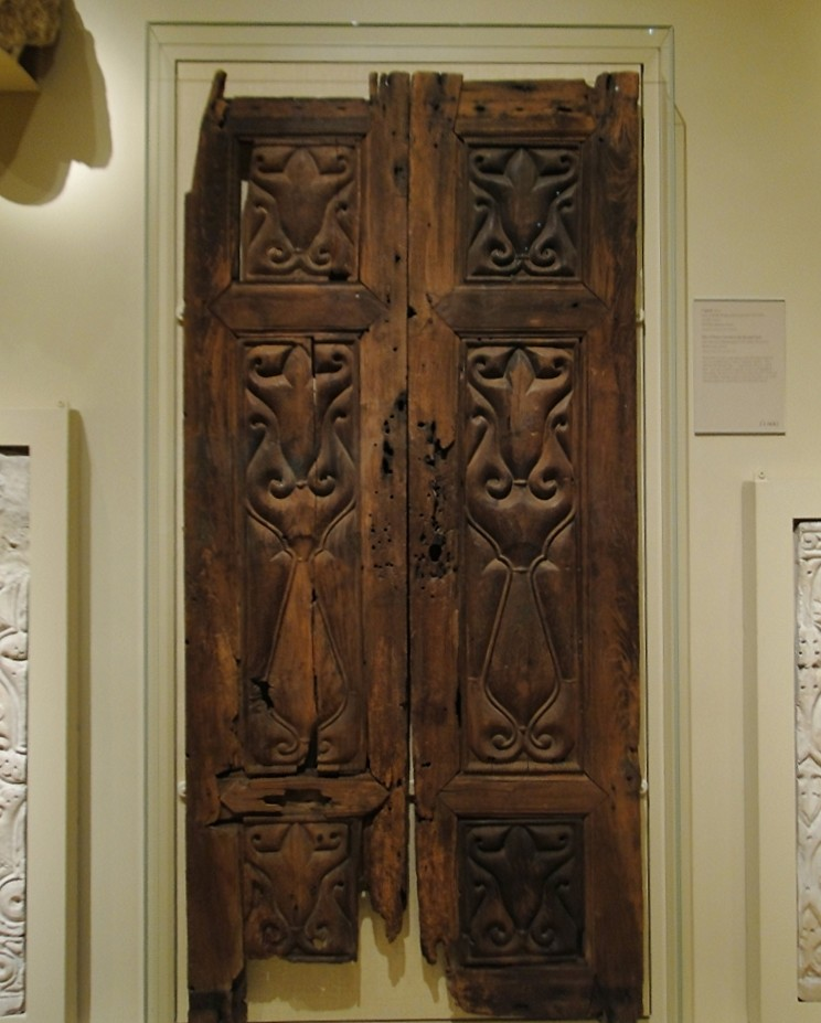 ... Pair of Doors Carved in the Beveled Style Iraq Samarra Abbasid Period & Pair of Doors Carved in the Beveled Style Iraq Samarra u2026 | Flickr