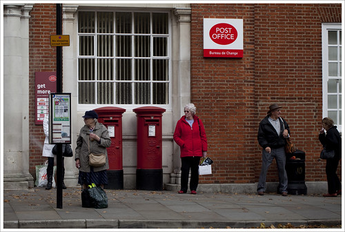 Three Pillar Boxes | by neonbubble