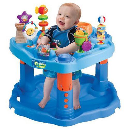 Evenflo ExerSaucer Mega - Baby Activity Saucer | www ...