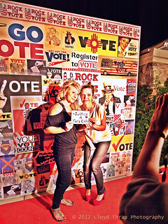 Rock The Vote,  WOW Entertainment EVENT | by Lloyd Thrap