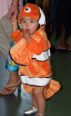 Baby Flounder Costume | by colleeninhawaii ...  sc 1 st  Flickr & Baby Flounder Costume | colleeninhawaii | Flickr