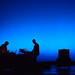 Tim Hecker & Daniel Lopatin play the Diana Wortham Theatre at Moogfest on Saturday, October 27, 2012.