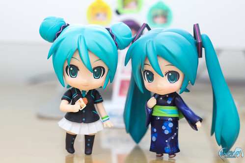 Nendoroid Hatsune Miku: Yukata version | by animaster
